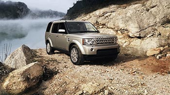 Land Rover Discovery series 4